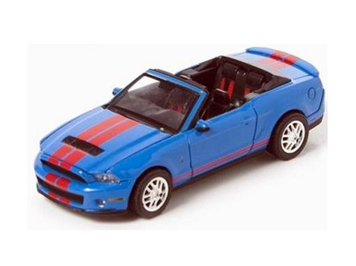 Ford: Shelby GT500 (2010) Zine Machines - Série 2 - 1:64 - Greenlight