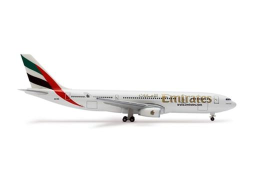 Emirates: Airbus A330-200 - 1:500 - Herpa
