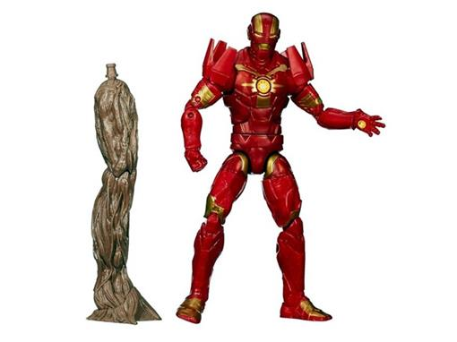Boneco Iron Man - Marvel Legends - Hasbro
