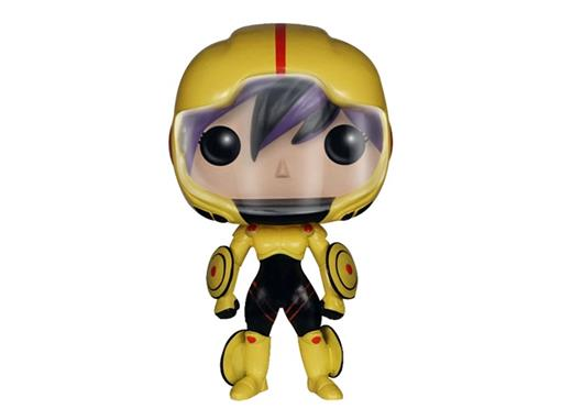 Boneco Go Go Tomago - Big Hero 6 - Pop! 107 - Funko