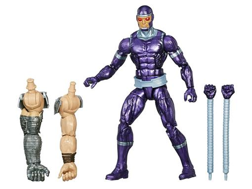 Boneco Avenging Allies Marvel's Machine Man - Build a Figure The Allfather - Marvel Legends - Hasbro