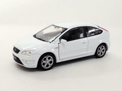 Ford: Focus ST - Branco - 1:38