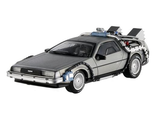 Delorean: Time Machine - Back To The Future -