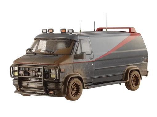 GMC: A-Team Van