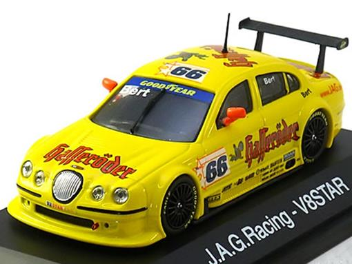 Jaguar: S-Type V8Star - J.A.G Racing (2001) - 1:43