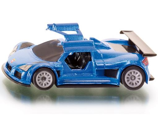 Gumpert Apollo - Azul - 7.5 cm