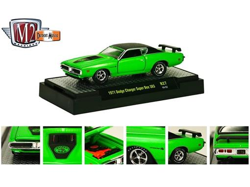 Dodge: Charger Super Bee 383 (1971) Auto-Muscle - 1:64 - M2 Machines