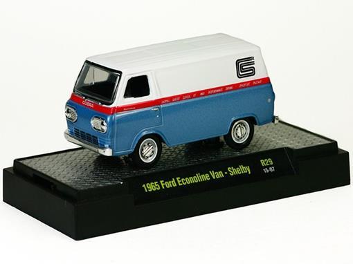 1:64 '65 Ford Econoline Shelby Van Diecast |Shelby Econoline