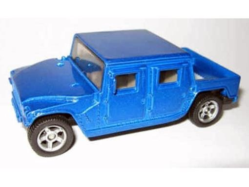 Hummer:  Canyon  Pickup - Siku - 1:55