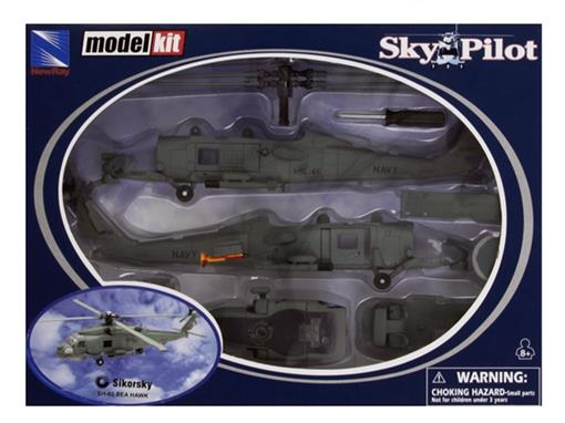 Sikorsky: SH 60 Sea Hawk - Kit de Montar 1:60