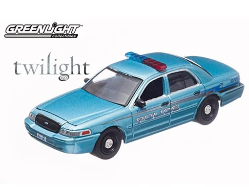 Ford: Crown Victoria Police Interceptor (2008)