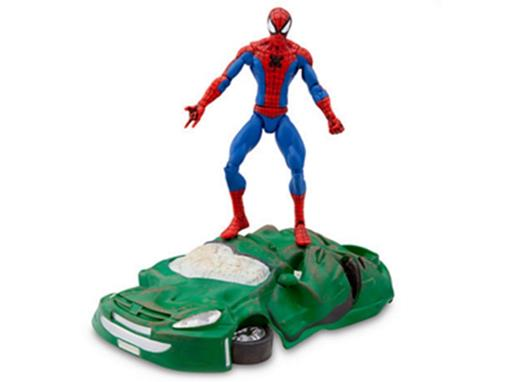 Boneco Spider Man - Marvel Select