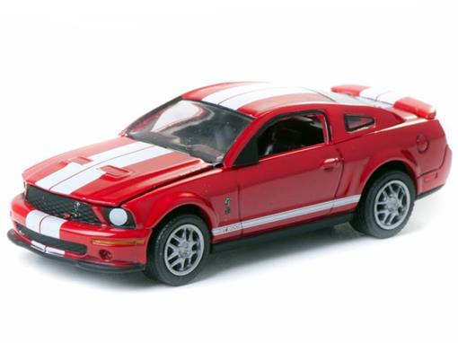 Ford: Shelby GT500 (2006) - Zine Machines - Série 1 - 1:64 - Greenlight