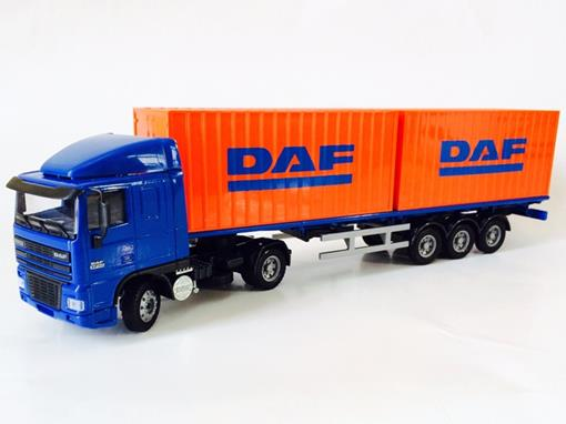 DAF: 95XF - Porta Container - 1:50 - Joal