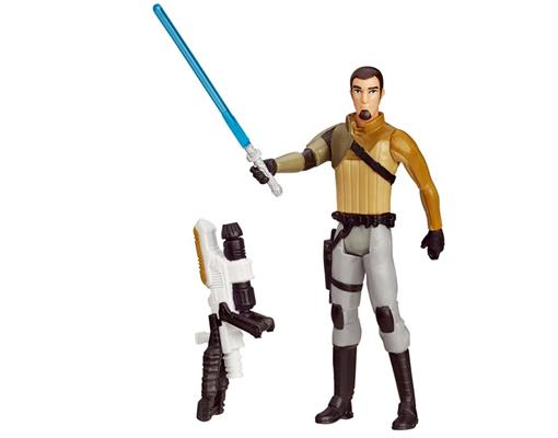 Boneco Kanan Jarrus - Star Wars Rebels - Hasbro