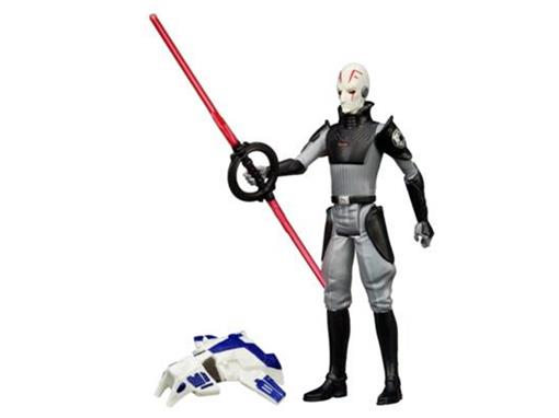 Boneco The Inquisitor - Star Wars The Force Awakens - Hasbro