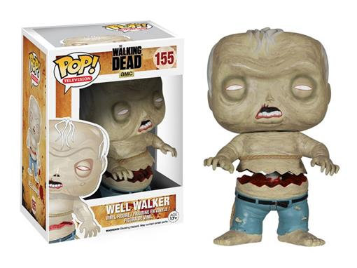 Boneco Well Walker - The Walking Dead - Pop! Television 155 - Funko