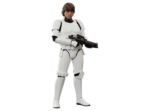 Boneco Luke Skywalker - Stormtrooper Disguise Version - Star Wars - 1:6 - Hot Toys