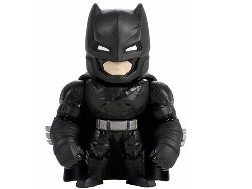 Boneco Armored Batman M4 - Batman vs Superman - Metal Die Cast - Jada