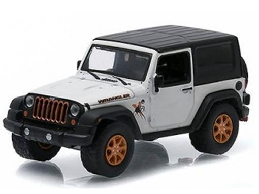 Jeep: Wrangler (2012) - All Terrain - 1:64 - Greenlight