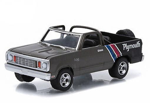 Miniatura Carro Plymouth Trailduster (1977) - All Terrain - 1:64 - Greenligth
