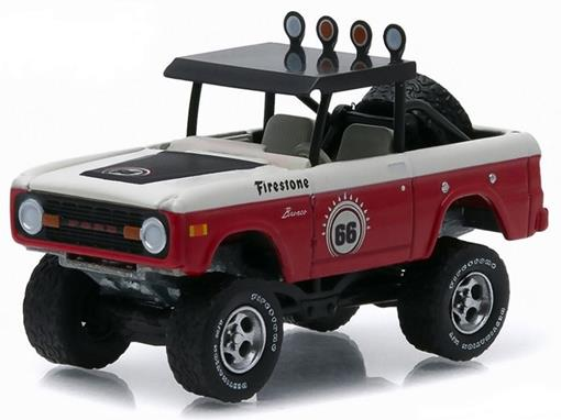 Ford: Bronco (1966) - All Terrain - 1:64 - Greenlight