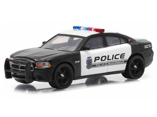 Dodge: Charger (2012) - Polícia - Hot Pursuit - Série 16 - 1:64 - Greenlight