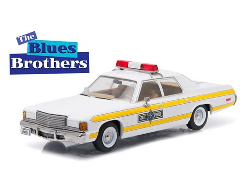 Dodge: Royal Monaco (1977) - The Blues Brothers - Polícia - Hollywood - 1:43 - Greenlight