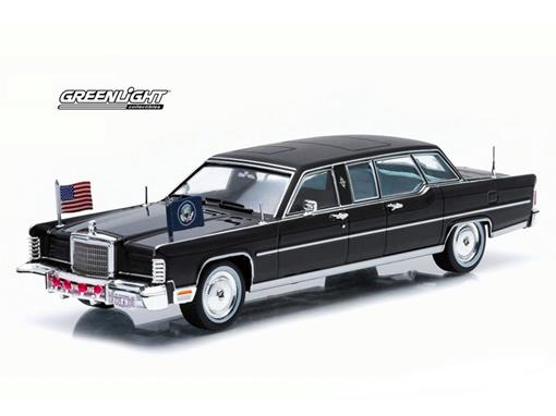 Lincoln: Continental (1972) - Limousine Presidencial - 1:43 - Greenlight