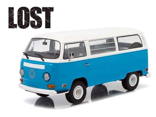 Volkswagen: Type 2 Kombi (1971) - Lost - Dharma - 1:18 - Greenlight