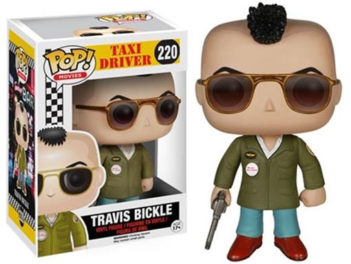 Boneco Travis Bickle - Taxi Driver - Pop! Movies 220 - Funko