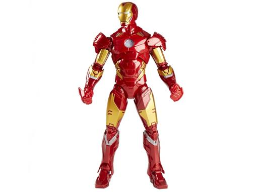 Boneco Iron Man - Marvel Legends Series - Hasbro