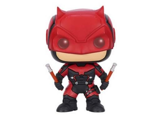 Boneco Daredevil (Demolidor) - Pop! Marvel 120 - Funko