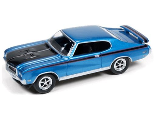 Buick: GSX (1971) - Muscle Cars - 2016 Series - 1:64 - Johnny Lightning