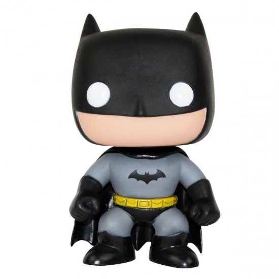 Boneco Batman - Super Heroes - DC Comics - Pop! Heroes 01 - Funko