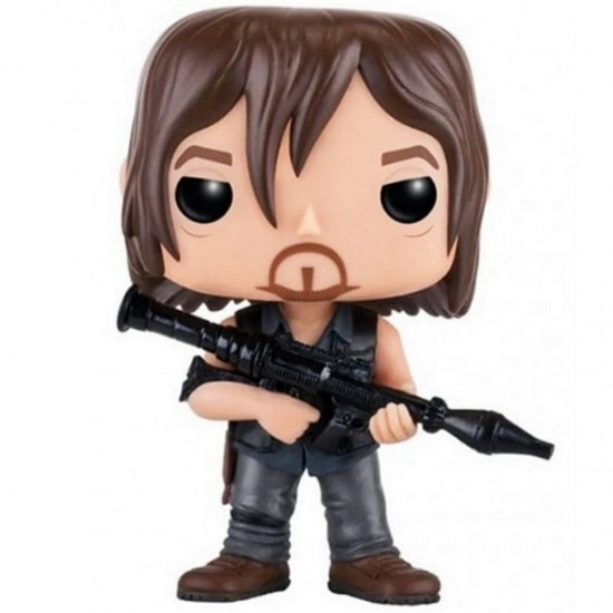 Boneco Daryl Dixon - The Walking Dead AMC - Pop! Television 391 - Funko