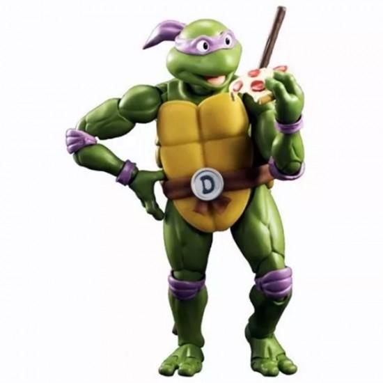 Donatello Tartarugas Ninja S H Figuarts Bandai Minimundi Com Br