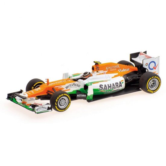 Force India: Mercedes VJM05 - N. Hulkenberg (2012) - 1:43 - Minichamps