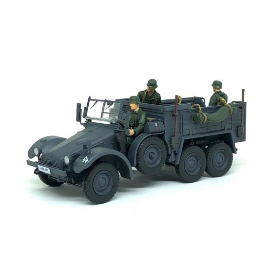 German Army: KFz. 70 Personnel Carrier (1941) - 1:32 - Forces of Valor - Unimax