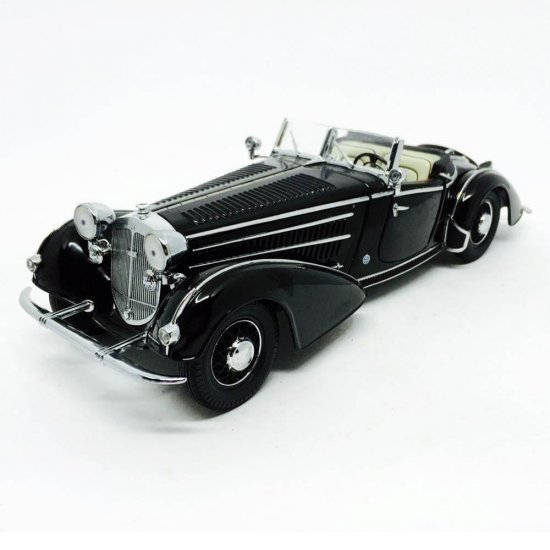 Horch: 855 Roadster (1939) - 1:18 - Sun Star