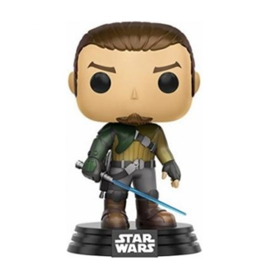 Boneco Kanan - Star Wars Rebels - Pop! 132 - Funko
