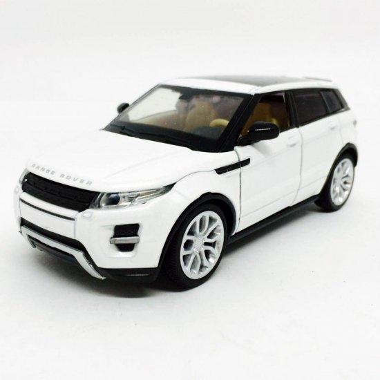 Range Rover Evoque C/ Luz E Som 1:32 California Minimundi