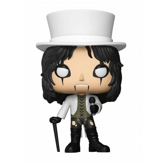 Boneco Alice Cooper - Pop! Rocks 68 - Funko