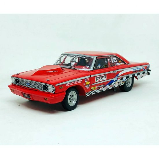 Miniatura Carro Ford Galaxie 500 -
