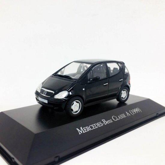 Graham Slee  - Keces a evolução Miniatura-carro-mercedes-benz-classe-a-1999-1-43-ixo-190750_a