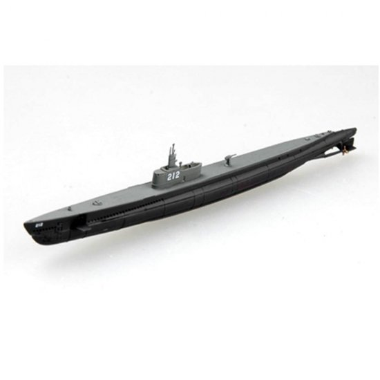 Miniatura Submarino US Navy Gato Class SS-212 (1941) - 1:700 - Easy Model