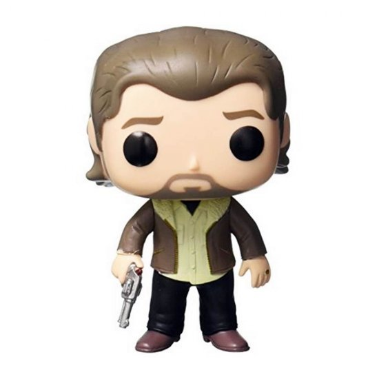 Boneco Rick Grimes - The Walking Dead AMC - Pop! Television 306 - Funko
