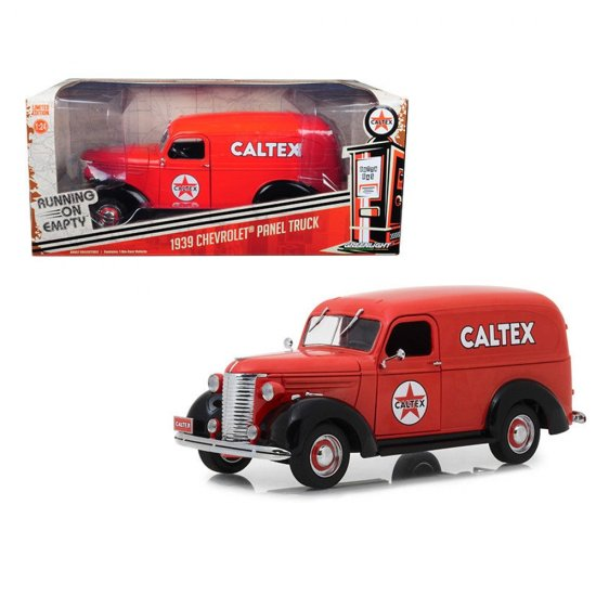 Miniatura Carro Chevrolet Panel Truck (1939) -