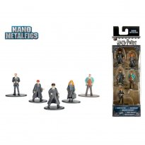 Imagem - Pack c/ 5 Figuras - Harry Potter - Nano Metalfigs - Jada Toys