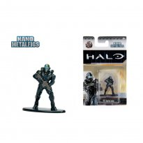 Boneco Spartan Locke MS5 - Halo - Nano Metalfigs - Jada Toys